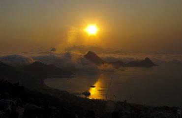 parapente por_do_sol_topo_do_mundo