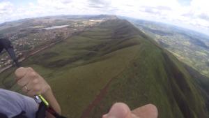 topo do mundo parapente