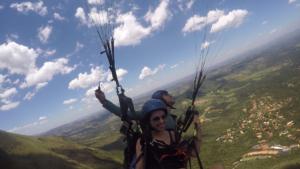 parapente topo do mundo com Fernanda.Still007